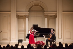 Carnegie Hall March 2018