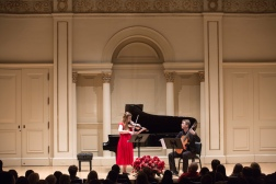 Carnegie Hall 2018