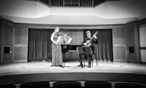 Hamilton Recital Hall-Lamont School of Music